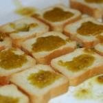 Degustació de la salsa Olimelada