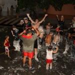 Festa de l'aigua i l'escuma.  FESTA JOVE2013. Pavol Szabo
