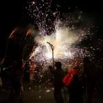 Correfocs Festa Jove 2013. Pavol Szabo