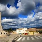 Monument del Coll de les Forques (Autor: Abel Borràs)