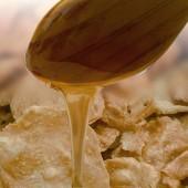 Bunyols amb mel