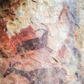 Pintures rupestres de Cabra Feixet